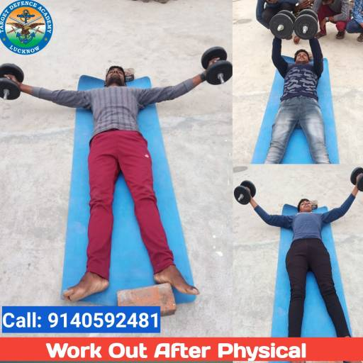 best army gd coaching in lucknow